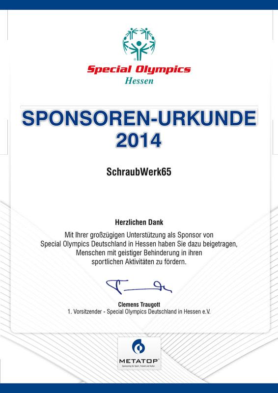 Urkunde-2014